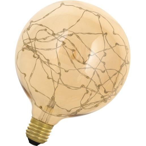Bailey Draadled LED-lamp E27 1,5W Bol 725 2500K