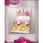 Disney Princess Dekbedovertrek Love to Sparkle (roze) 140x200/220