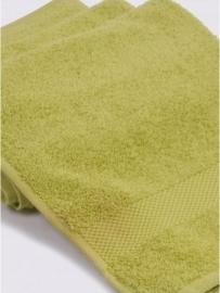 Walra Handdoek 60x110 Olijfgroen
