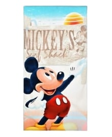 Mickey Mouse Strandlaken Surf Shack (multi)