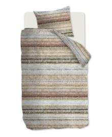 Ariadne at Home Dekbedovertrek Soft Stripes (natural) 140x200/220