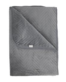 Yellow Sprei Zion (grey) 180x260