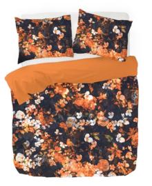 Kayori Dekbedovertrek Senji (oranje) 200x200/220