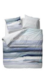 Essenza Kussensloop Mooa (blue) 60x70