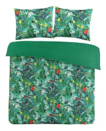 Papillon Dekbedovertrek Beo (green) 240x200/220