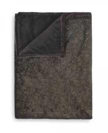 Heckett & Lane Plaid Nino (anthracite/gold) 150x220