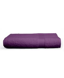 Twentse Damast Badlaken Uni (violet) 70x140
