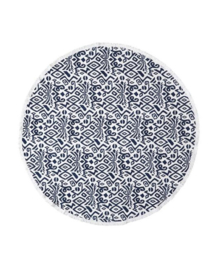 Arkhipelagos Roundie Mosaic (blue)