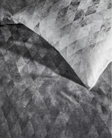 Kardol Dekbedovertrek Harmonies (anthracite) 140x200/220