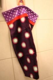 Damai Gastendoekje Bianca (purple)
