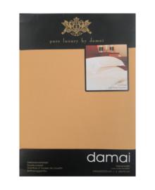 Damai Dekbedovertrek Conrad Uni Satijn (honing) 240x200/220