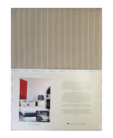 Beddinghouse Flanellen Dekbedovertrek For A Soft Feeling (beige) 140x200/220