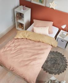 Beddinghouse Dekbedovertrek Boet (soft pink) 140x200/220