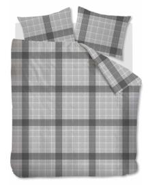 Beddinghouse Dekbedovertrek Keith (grey) 200x200/220