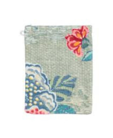 PiP Studio Washandje Berry Bird (green)