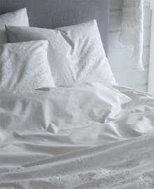 Cinderella Dekbedovertrek Sponsali (white) 260x200/220