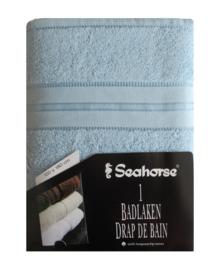 Seahorse Strandlaken Uni (sky blue)