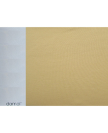 Damai Hoeslaken Dubbel Jersey (sunflower yellow) 70x150