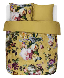 Essenza Dekbedovertrek Fleur (golden yellow) 140x200/220