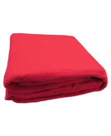 Essenza Bedsprei Chalon (red)