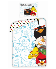 Angry Birds Dekbedovertrek Friends 140x200