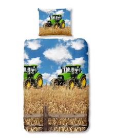 Good Morning Dekbedovertrek Farmer (multi) 140x200/220