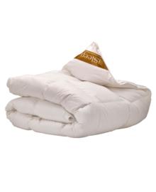 iSleep Donzen Dekbed Goud 100% Ganzendons (Warmteklasse 2)