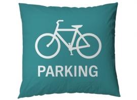 Covers & Co Sierkussen Green Parking