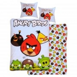 Angry Birds Dekbedovertrek (multi) 140x200