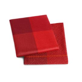 DDDDD Keukenset Blend (fire red)