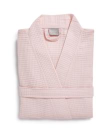 Seahorse Kimono Badjas Waffle (pearl pink)