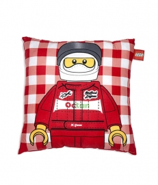 LEGO Sierkussen Racer (rood)