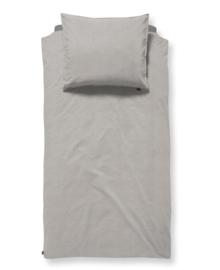 Damai Organic Dekbedovertrek Birk (grey) 140x200/220