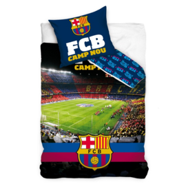 FC Barcelona Dekbedovertrek Camp Nou (multi) 140x200