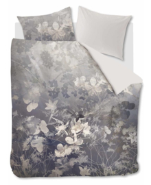 Beddinghouse Dekbedovertrek Misty Floral (grey) 200x200/220