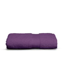 Twentse Damast Handdoek Uni (violet) 50x100