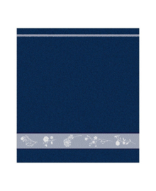 DDDDD Keukendoek Flora (blue)