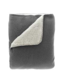 Unique Living Plaid Bjorn 150x200 cm (dark grey)