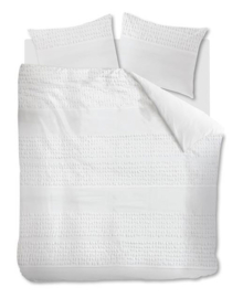 Riviera Maison Dekbedovertrek Endure (white) 200x200/220