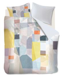 Kardol & Verstraten Dekbedovertrek Papercut (pastel) 200x200/220