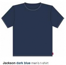 Marieke at Home Heren Shirt Jackson (dark blue)