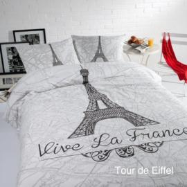Papillon Dekbedovertrek Tour de Eiffel 240x200/220