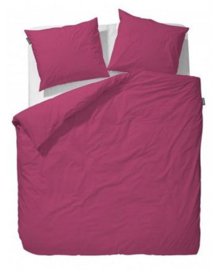 Essenza Dekbedovertrek Premium Percale (raspberry) 140x200