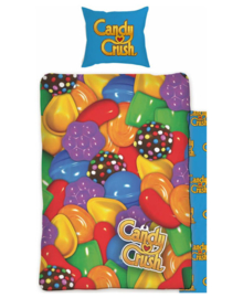 Candy Crush Dekbedovertrek (multi) 140x200