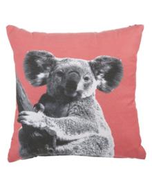 KAAT Amsterdam Sierkussen Koala (coral) 43x43