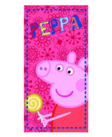 Peppa Strandlaken Lolly (roze)