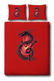 Covers & Co Dekbedovertrek Dragon Ball (red) 240x200/220