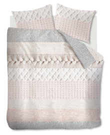 Ariadne at Home Dekbedovertrek Spring Knit (natural) 200x200/220