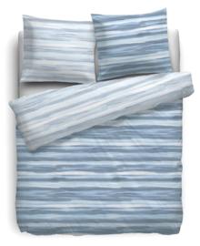 HnL Velvet Touch Dekbedovertrek Egna (blauw) 260x200/220