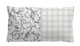Stapelgoed Sierkussen Wall Paper (grey) 30x60